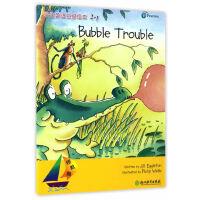 领航船 培生英语分级绘本 2-1 Bubble Trouble