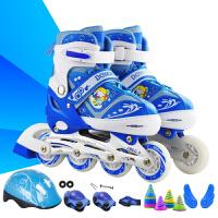 3-4-5-6-7-8-9-10-11-12岁儿童旱冰鞋小孩溜冰鞋男女孩滑冰鞋