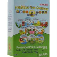 包邮Phonics 自然拼读 Preschool prep 英语启蒙教字母/单词