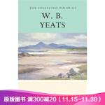 叶芝诗集英文原版诺贝尔文学奖名著The Collected Poems of W B Yeats,W. B. Yeat
