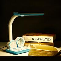 LED护眼台灯 充电调光调色台灯卧室床头灯书桌宿舍学习灯