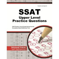 【预订】SSAT Upper Level Practice Questions: SSAT Practice Test