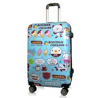 18寸登机密码箱16寸小行李箱女迷你可爱拉杆箱18寸万向轮旅行箱子