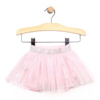 国内贸易 Robeez Foil Tutu 女童短裙粉色 包邮包税
