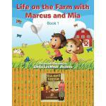 【预订】Life on the Farm with Marcus and MIA: Book 1