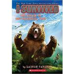 【预订】I Survived the Attack of the Grizzlies, 1967 9780545919