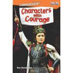 【预订】Communicate! Characters with Courage (Level 4) 97814258