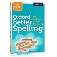 牛津儿童拼写词典 英文原版工具书 Oxford Better Spelling 拼读3000单词 英国小学高年级 英文