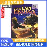 英文原版THE LAST FIREHAWK #3:The Whispering Oak 低语的橡树