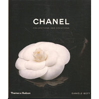 Chanel: Collections and Creations 香奈儿:收藏与创新 时尚珠宝设计书籍