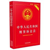 【正版二手书9成新左右】中华人民共和国刑事诉讼法实用版 中国法制出版社 中国法制出版社