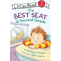 The Best Seat in Second Grade 二年级的*座位(I Can Read, Level 2)
