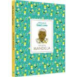 英文原版 小指南大人物 Nelson Mandela 纳尔逊・曼德拉 Little Guides to Great L