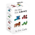 我的个图书馆进口原版 精装 智力开发学前教育(4-6岁) 进口儿童绘本,Eric Carle(艾瑞・卡尔),Pengu