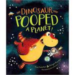 【预订】The Dinosaur That Pooped a Planet! 9781481498661