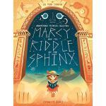 英文原版 玛茜与斯芬克斯的谜语 Joe Todd-Stanton插画绘本 平装 Marcy and the Riddl