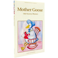 英文原版 Mother Goose 鹅妈妈童谣的故事 Old Nursery Rhymes 经典儿童启蒙童谣合辑