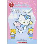 【预订】Little Angel (Hello Kitty) 9781338113624
