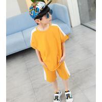 童装男童套装夏装儿童运动中大童夏季男孩