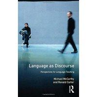 【预订】Language as Discourse: Perspectives for Language Teachin