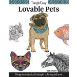 【预订】Tangleeasy Lovable Pets: Design Templates for Zentangle