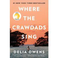 英文原版 小龙虾唱歌的地方 Reese Witherspoon读书会 精装 Goodreads年读好书 纽约时报 Wh