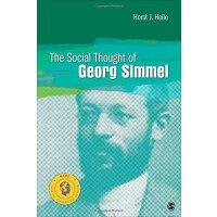 【预订】The Social Thought of Georg Simmel