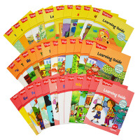 【K1-3】Highlights Storybook Collection Level K1 K2 K3 Set A B 内附答案 入门级6盒36册儿童图画书 亲子互动学习认知家庭练习册 英文原版
