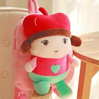 儿童书包幼儿园可爱男女童宝宝1-3岁小女孩公主卡通双肩背包小孩