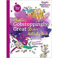 【预订】Charlie's Gobstoppingly Great Sticker Activity Book 978