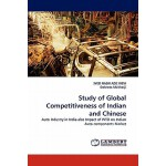 【预订】Study of Global Competitiveness of Indian and Chinese