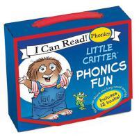 [现货]英文原版Little Critter自然拼读套装 汪培�E I can read
