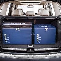 汽车后备箱储物箱车载收纳箱牛津布折叠家车衣服被子玩具整理用品