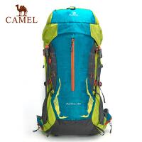 camel骆驼户外双肩背包 男女通用休闲徒步旅游双肩休闲背包