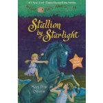 Magic Tree House #49: Stallion by Starlight神奇树屋49:亚历山大大帝和黑骏