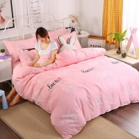 床单单件学生宿舍三件套儿童卡通棉被单单人1.2米1.8m床上用品T