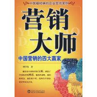 营销大师――中国营销的四大赢家