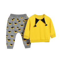 男童春装儿童衣服婴儿春秋两件套宝宝运动套装