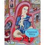 Grayson Perry 格雷森・佩里艺术作品集 全新改版 艺术绘画设计书籍