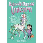 【预订】Razzle Dazzle Unicorn (Phoebe and Her Unicorn Series Bo