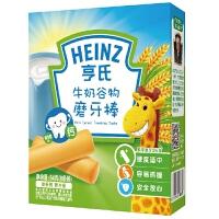 【当当自营】亨氏 Heinz磨牙棒牛奶 2段(6-36个月)64g/盒 宝宝辅食(利来国际ag手机版电话:010-57992568)