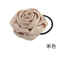 手工玫瑰花发绳 头饰 头花发圈  发饰 韩版头绳