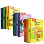 【K-6】Highlights Storybook Collection 学前级 初级 中级18盒108册合售 内附答