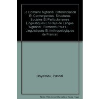【预订】Le Domaine Ngbandi. Differenciation Et Convergences. St