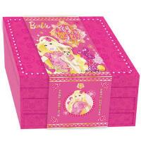 姹紫嫣红芭比新年礼盒,美国美泰公司,海豚传媒,长江少年儿童出版社,9787556035939