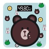 家用电子称体重秤精准迷你减肥秤测量婴儿人体体重秤