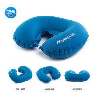 户外旅行U型充气枕头护颈枕飞机靠枕护脖子办公室午睡枕