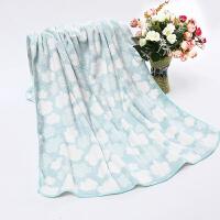 日系日本儿童柔软强吸水速干不掉毛不掉色大毛巾浴巾套装 150x75cm