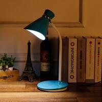 护眼台灯办公书桌小学生中学生卧室可调节无频闪触摸灯