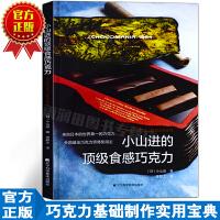 小山进的食感巧克力 小山进新巧克力作品 巧克力制作百科大全 你不懂巧克力来自日本的世界的巧克力知识巧克力制作书籍